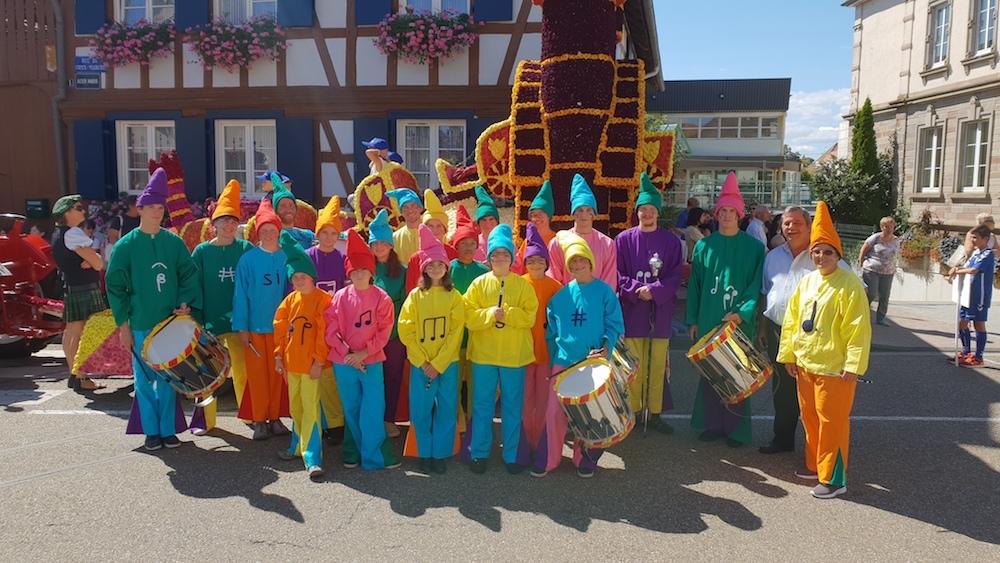 Festival du sucre 2018 à Erstein
