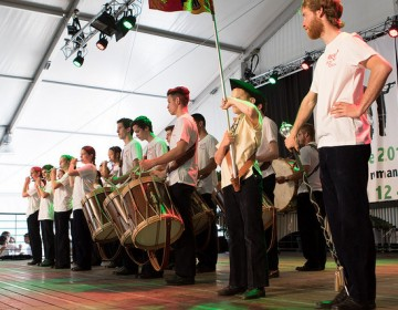 2015 – Fête Romande à Carouge – Concert