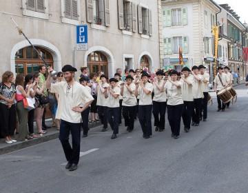 2015 – Fête Romande à Carouge – Concours