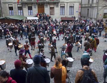 2008 – Commémoration de l'Escalade – Genève