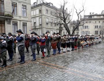 2007 – Commémoration de l'Escalade – Genève