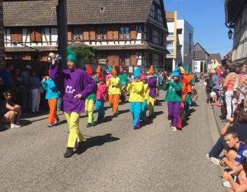 2018 – Festival du sucre – Erstein
