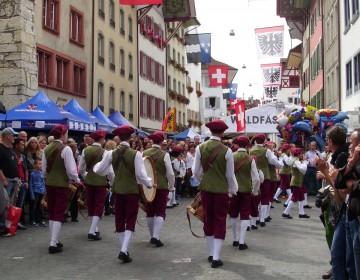 2015 – Fête fédérale des musiques populaires – Aarau