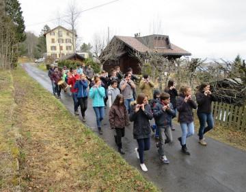 2015 – Séminaire à Mauborget