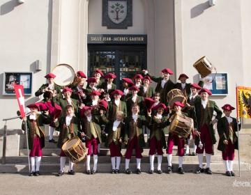 2017 – Fête de la fédération des musiques genevoises – campagne